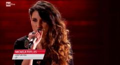 Micaela Foti: dal TMF a The Voice of Italy 2019